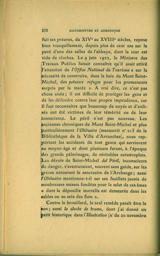 Les d vots de saint michel du p ril inconscients du - Office du tourisme du mont saint michel ...
