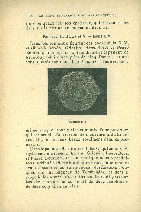 Les Coqs De Montres Fran 231 Ais Louis Xiv