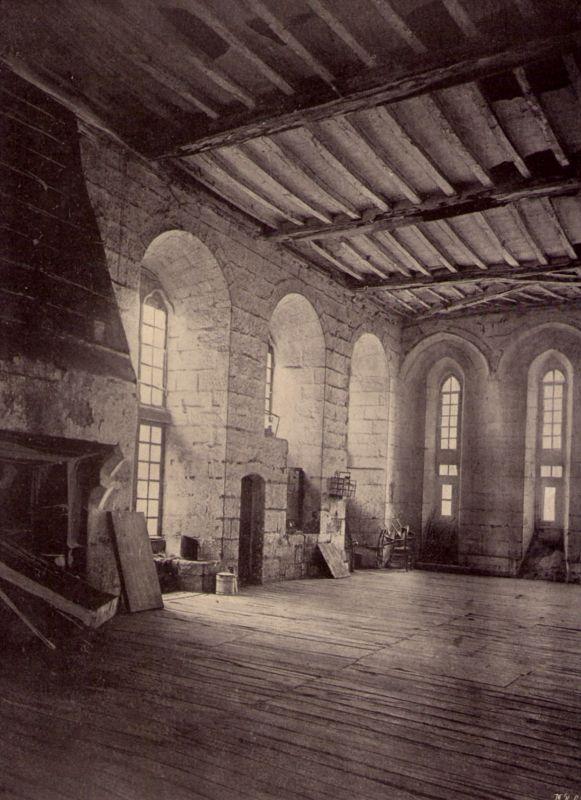 Salle Du Gouvernement Petit Exil Le Mont Saint Michel